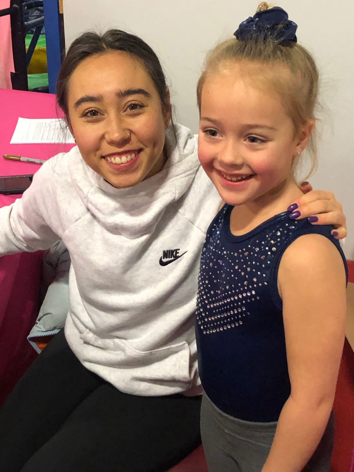 FUNDRAISING ENDS WEDNESDAY AT 11:59:59 PM - Set Goals with Katelyn Ohashi!