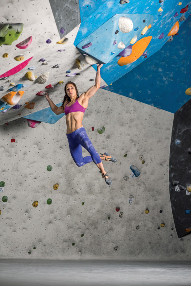 Go One on One with Alex Puccio!