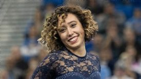 1 on 1 with Katelyn Ohashi + Private Time!