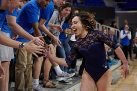 Set Goals with Katelyn Ohashi + Private Time!